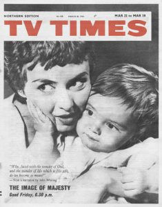 Article from the TVTimes for 22-28 March 1964
