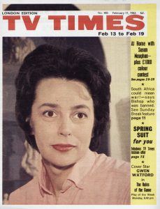 Article from the TVTimes for 13-19 February 1965
