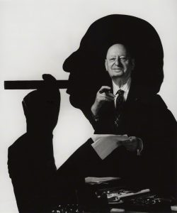 Lew Grade, Baron Grade by Cornel Lucas 1996